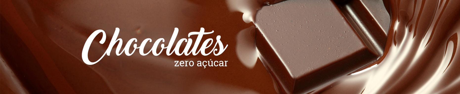 Chocolates Zero Açúcar Vitao
