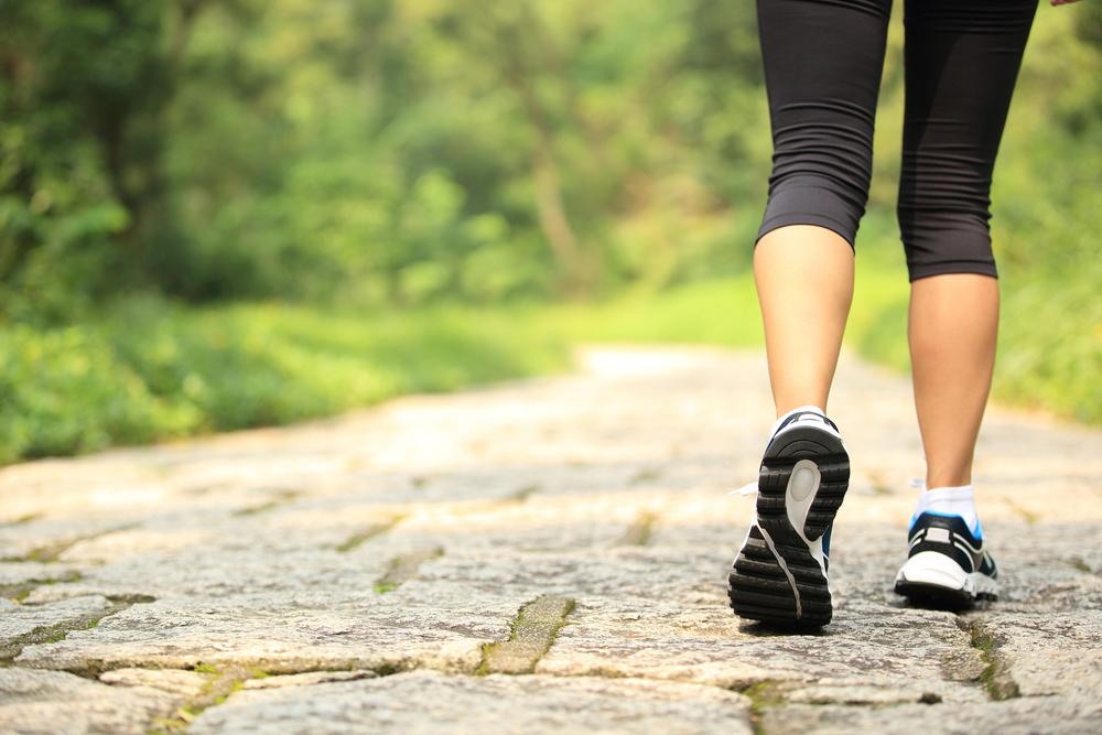 Atividades físicas para diabéticos: caminhadas