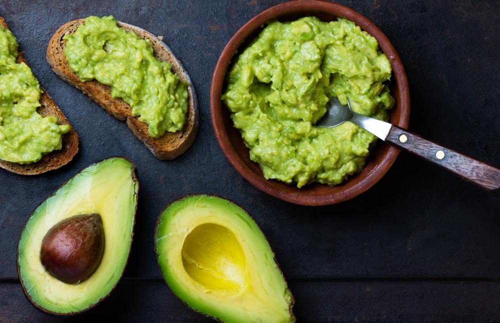 Lista de alimentos saudáveis: abacate