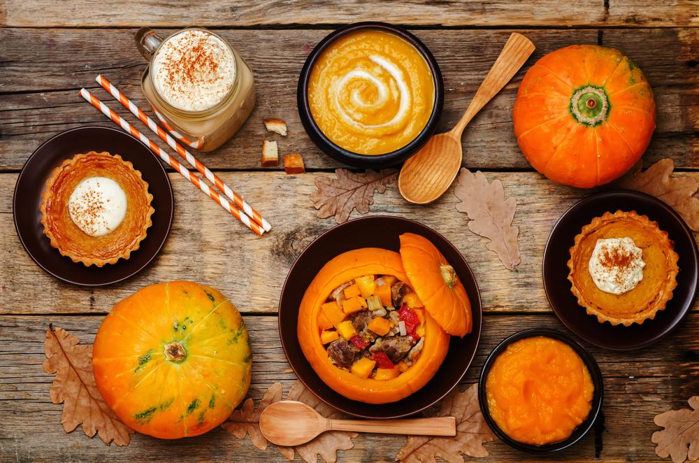 Lista de alimentos saudáveis: abóbora