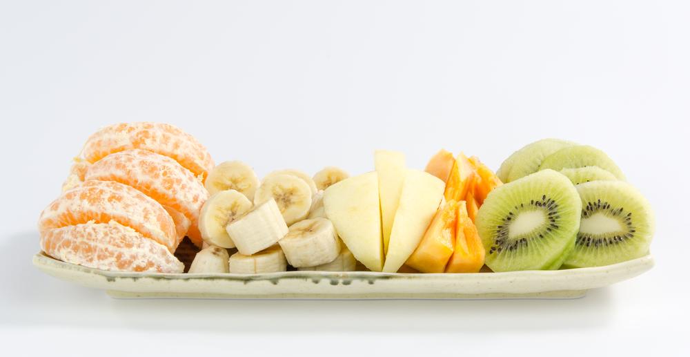Lancheira Saudável Para Escola: frutas
