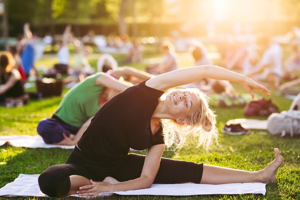 Atividades físicas para diabéticos: Yoga