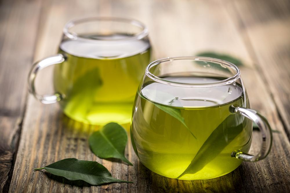 Como Prevenir O Alzheimer: chá verde