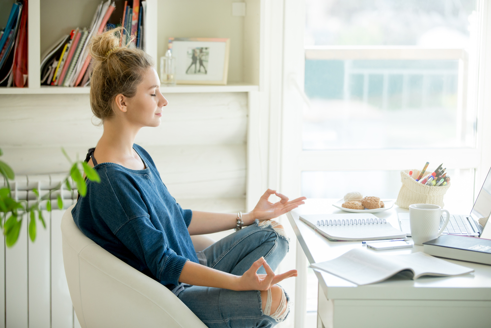 Como reduzir a ansiedade: medite