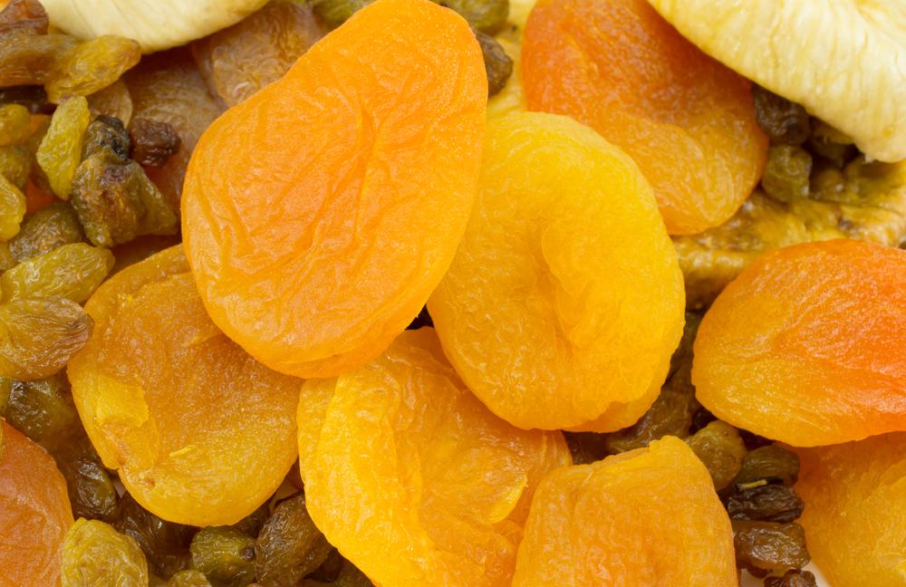 Frutas desidratadas: conheça os benefícios