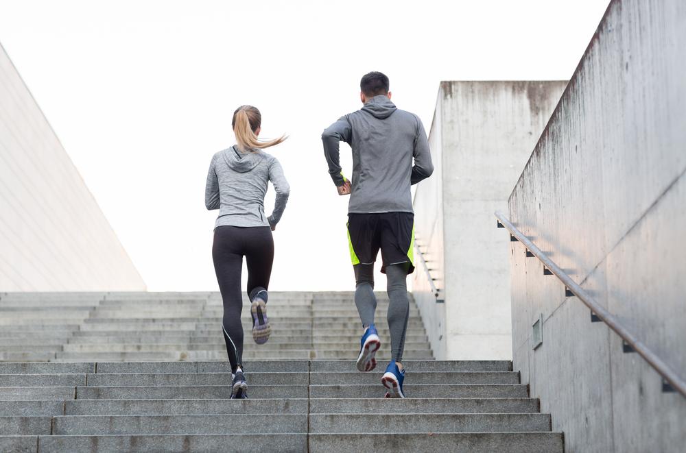 exercícios em jejum